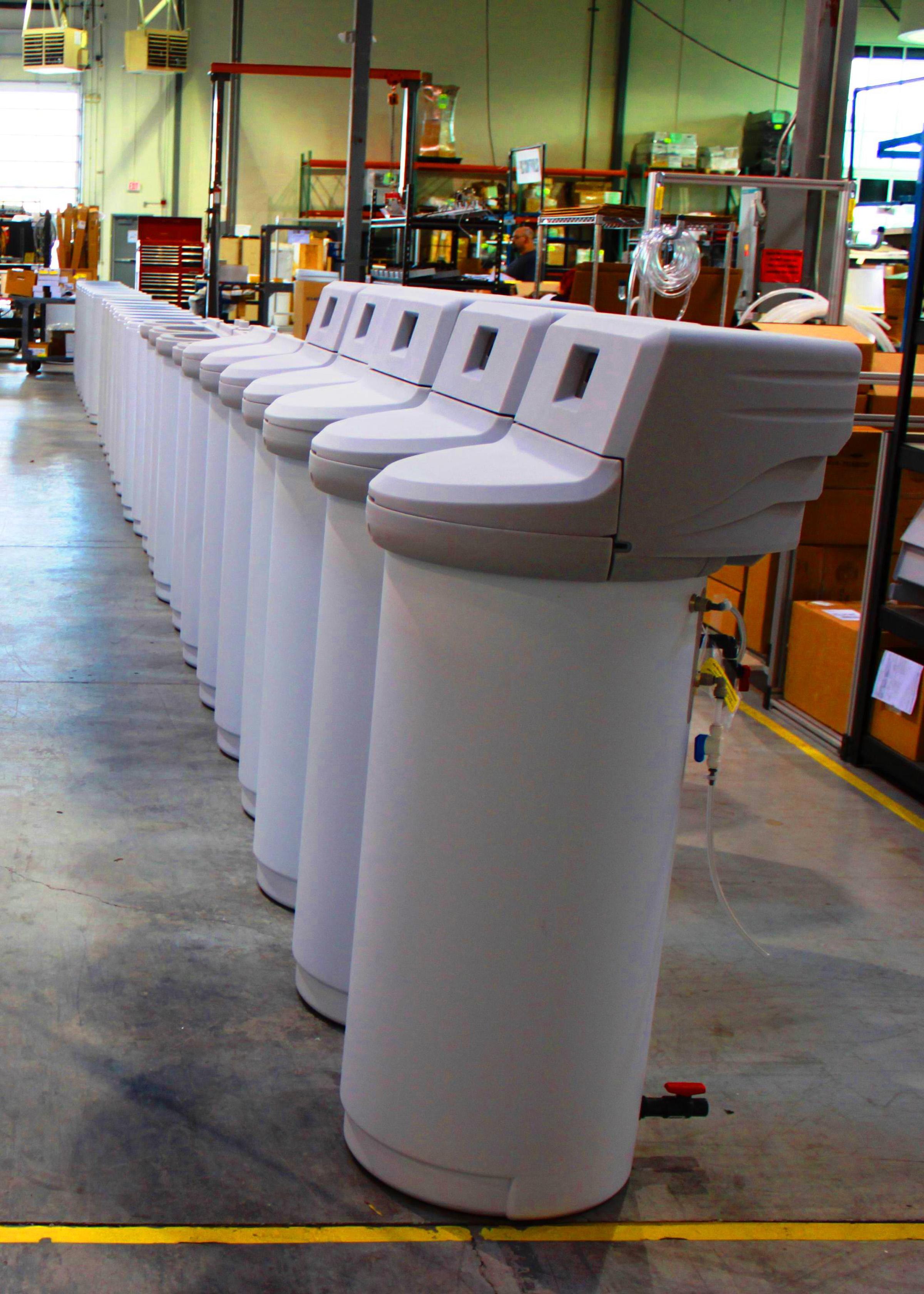 RIO Zuni Production Line