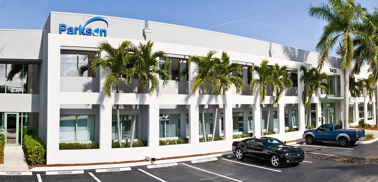 Parkson HQ in Florida