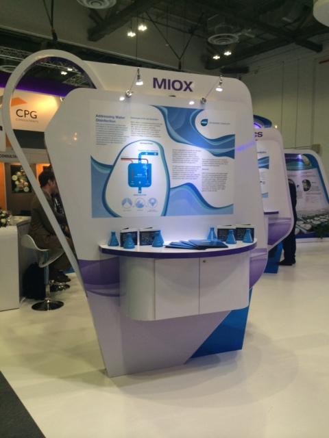 MIOX at SIWW 2014