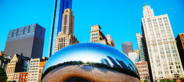District cooling in Chicago, Illinois