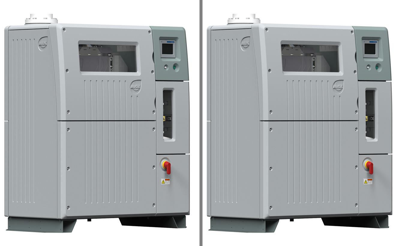 Two (2) MIOX RIO H4 Chlorine Generators